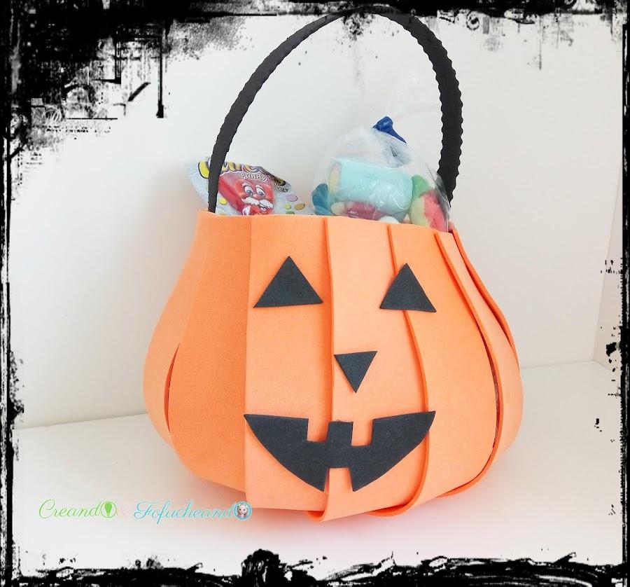 Dulcero-de-calabaza-como-hacer-dulceros-de-calabaza-y-araña-para-halloween-en-goma-eva-creandoyfofucheando