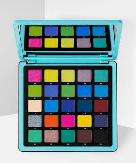 Norvina Pro Pigment Palette Vol 2