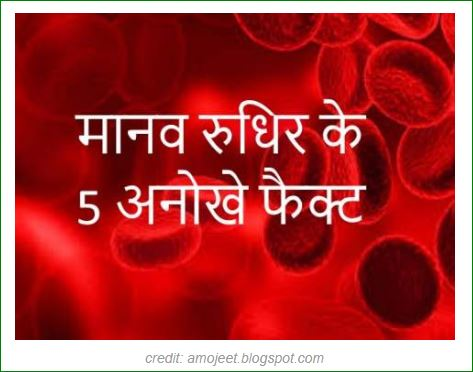 Unique-Top-5-Facts-About-Human-Blood-in-hindi