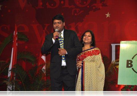 Bww Harish Kumar & Hema Nagar