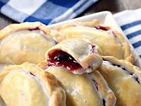 Blueberry Lemon Hand Pies Recipe