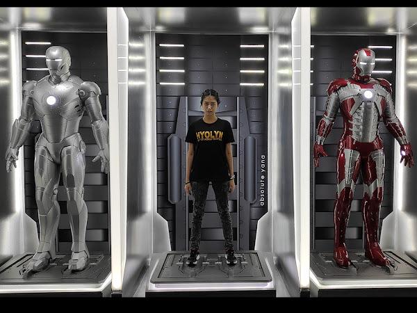 Places To Go: Marvel Studio - Ten Years Of Heroes Exhibition | Pavilion Kuala Lumpur