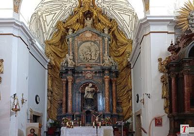 Iglesia de San Francisco Javier de Nuevo Baztán
