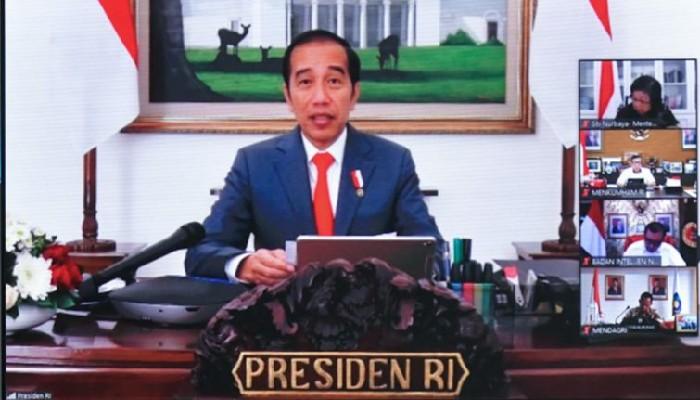 Presiden Minta Mendagri Tegur Daerah yang Belum Siapkan Anggaran Covid-19