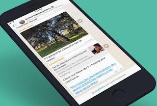 WhatsApp menyalin Telegram untuk menambahkan mode 'siaran' satu arah ke grup obrolan
