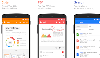 Polaris Office Pro + PDF Reader Apk Full Version