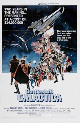 Galáctica, estrella de combate