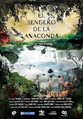 El Sendero De La Anaconda 2019 DVD HD Latino + Sub