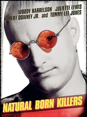 Natural Born Killers Movie Cover