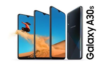 Spesifikasi & Review Samsung Galaxy A30s SM-A307G