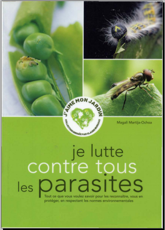 Livre : Je lutte contre tous les parasites - Magali Martija-Ochoa PDF