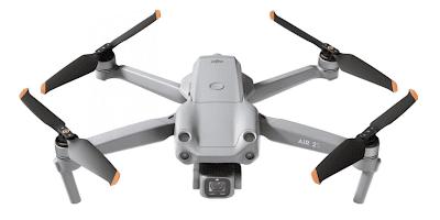 Unboxing del DJI Mavic Air 2s: sensore da 1 pollice, video 5.4K e raggio d'azione di 12km