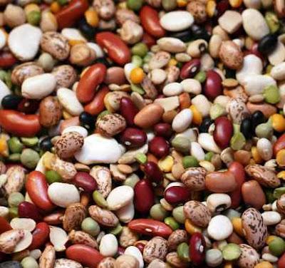 Beans, Lentils, Peas