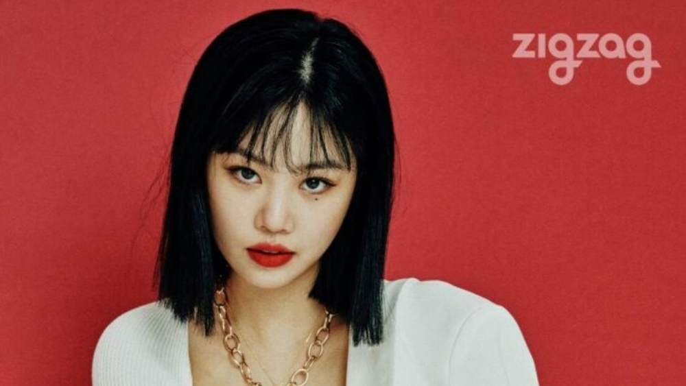 CUBE Entertainment Announces (G)I-DLE Soojin Will Hiatus After Bullying Scandals