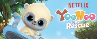 YooHoo to the Rescue, serie originale Netflix