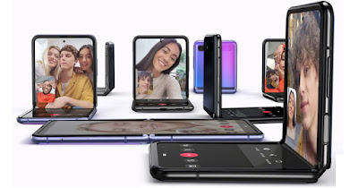 Samsung Galaxy Z Flip Foldable Phone price features