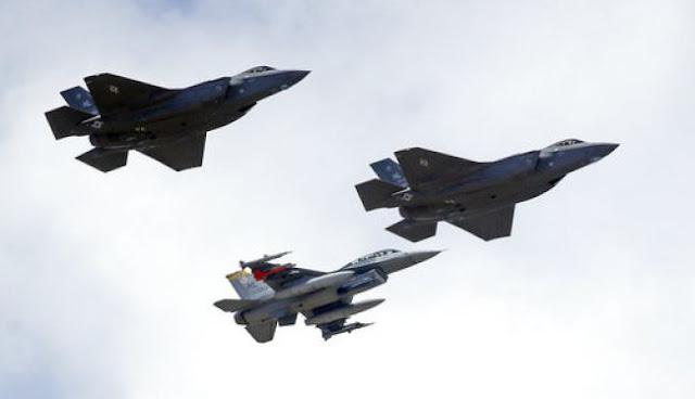 ΗΠΑ: Στους πιθανούς αγοραστές F-35 η Ελλάδα