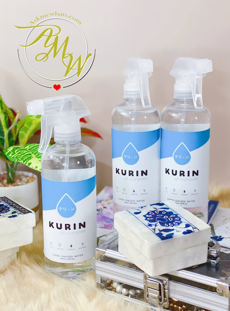 Kurin Water All-Purpose Spray review