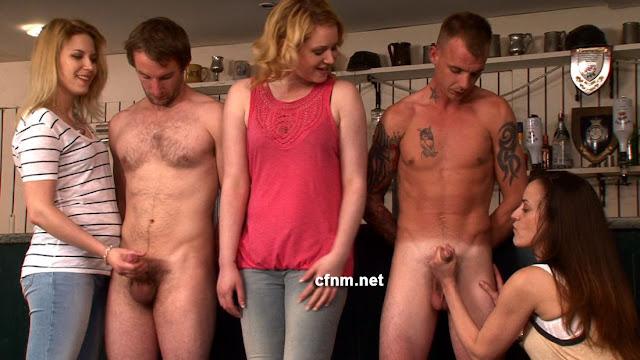 No escape 2 three lesbian slaves can039t hide their lustfulness 6
