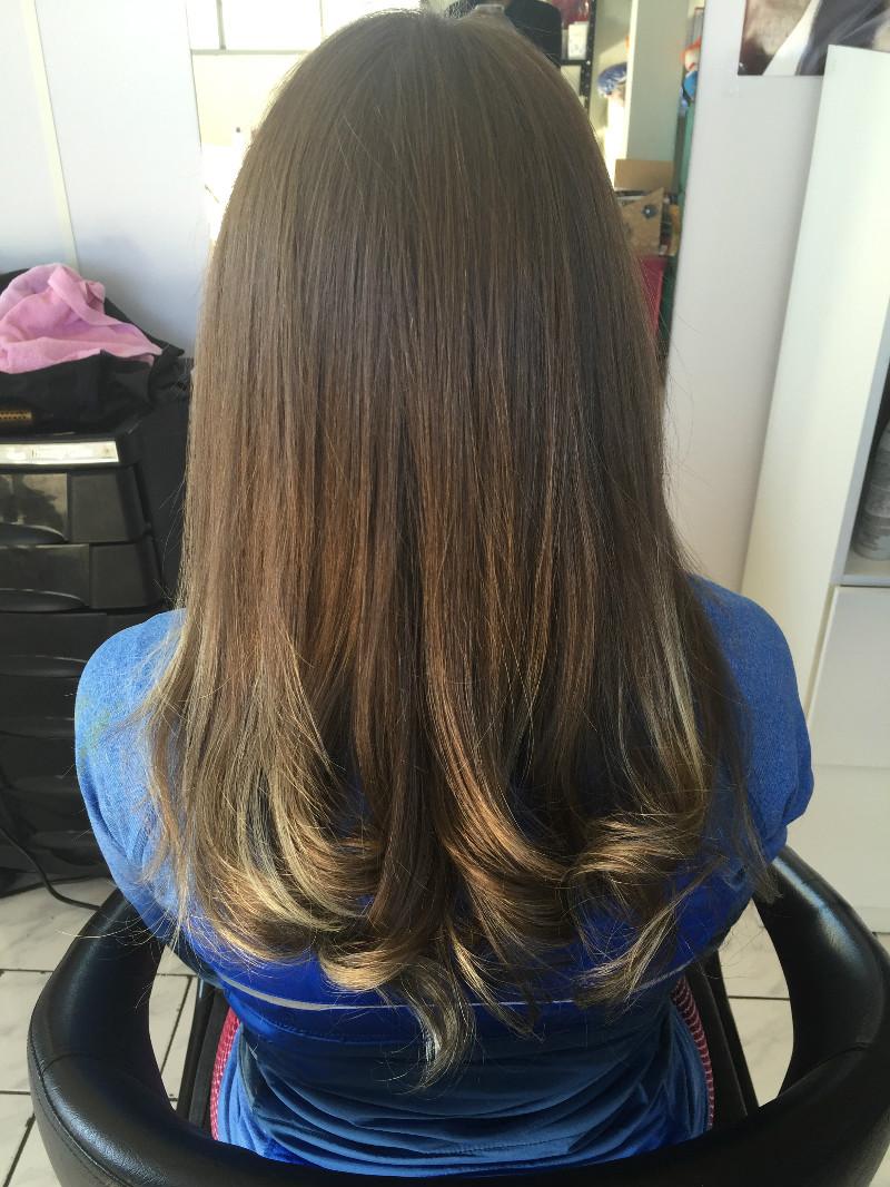ombré hair