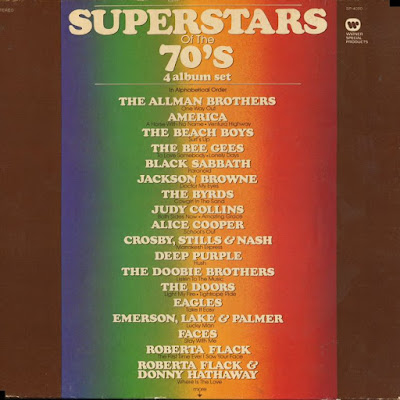 Superstars of the 70's (1973)