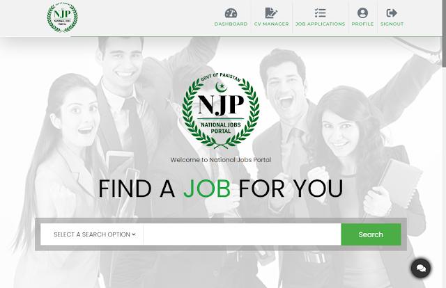 NJP National Jobs Portal