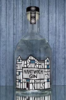 Nantwich, gin, cheshire botanicals, valentines day, throughamiseyes,