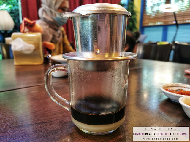Drip Coffee With Milk