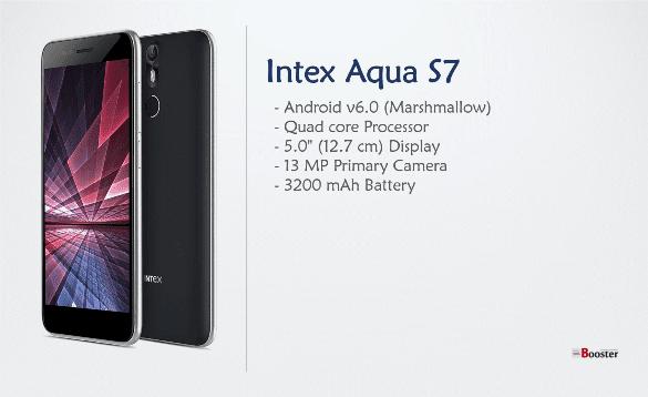Intex Aqua S7
