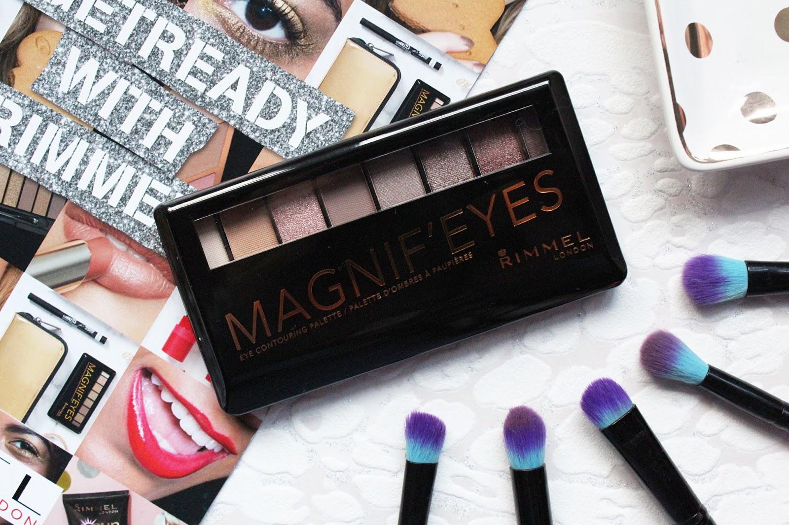 Rimmel Magnifi'eyes Eyeshadow Palette
