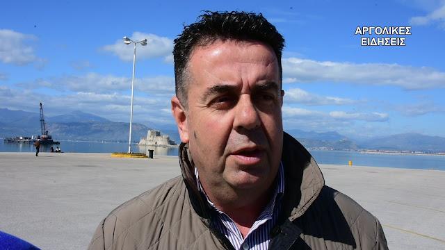 Τι είπε ο Δ. Κωστούρος για το κλείσιμο των σχολείων στο Ναύπλιο, τις εκδηλώσεις και για τον Μαραθώνιο (βίντεο)