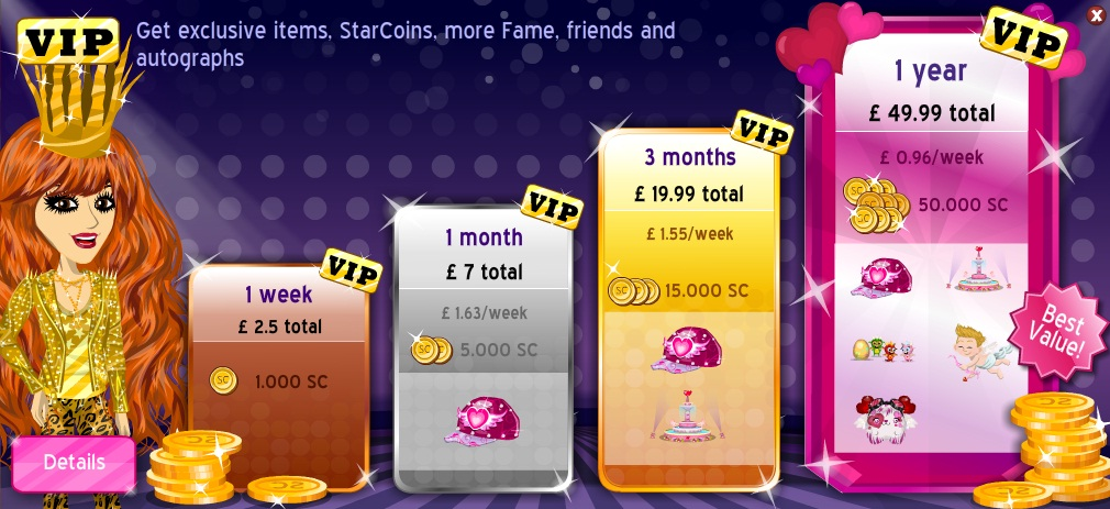 Vip Stars News
