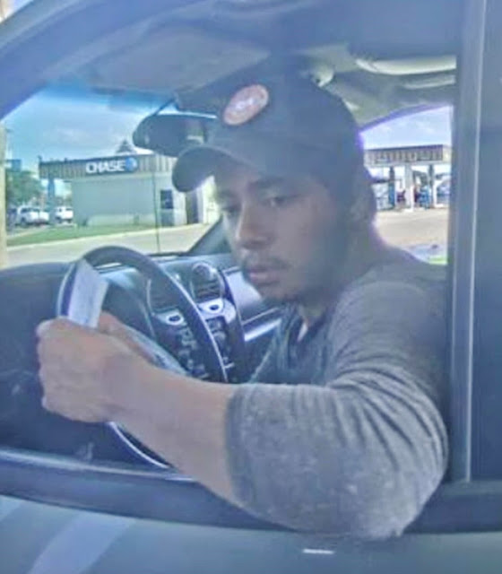 Do you recognize suspects wanted for questioning after allegedly depositing fake check?