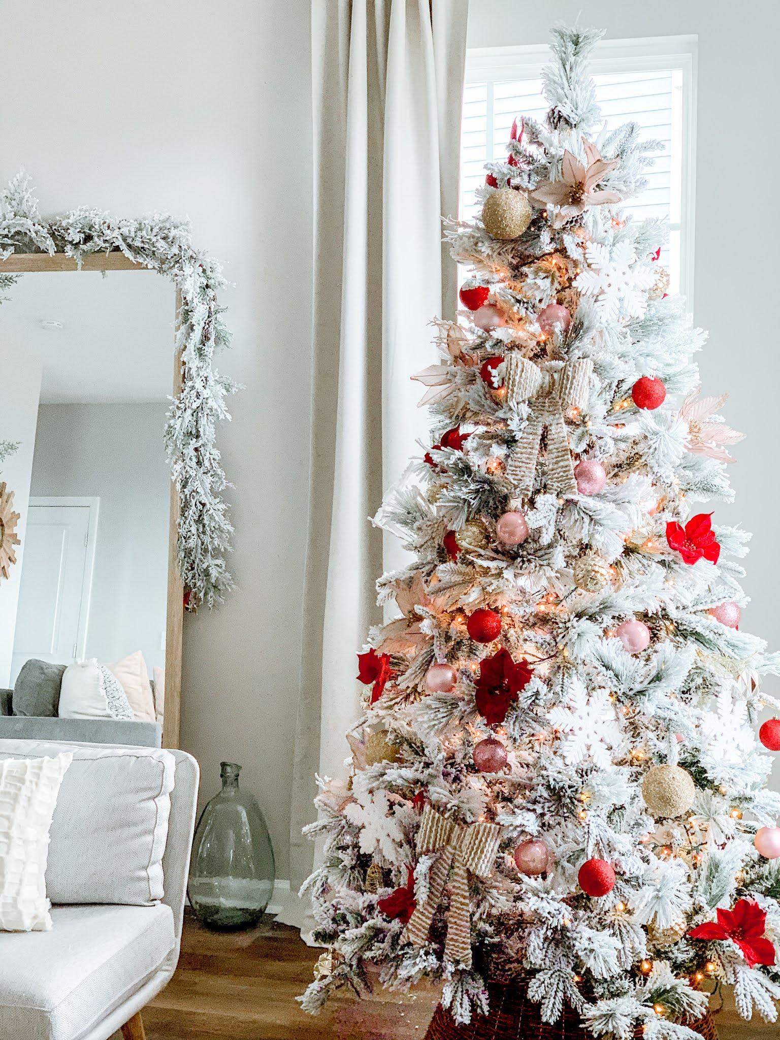 MY WINTER WONDERLAND CHRISTMAS TREE