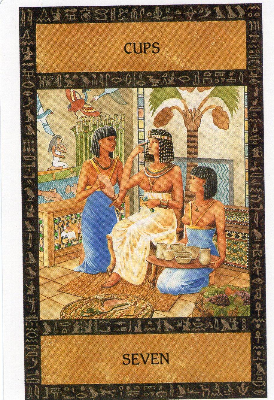 Ancient Egyptian Tarot Wisdom: Ancient Egyptian Tarot