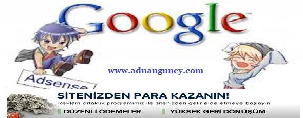 Google Adsense Optimizasyonu Nedir