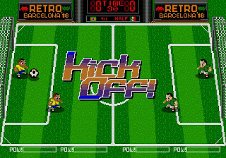 1985 world cup sega megadrive