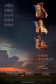 Three Billboards Outside Ebbing Missouri 2017 Dual Audio Hindi 720p BluRay 950MB