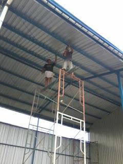 Pemborong Kanopi Besi dan Pagar Malang