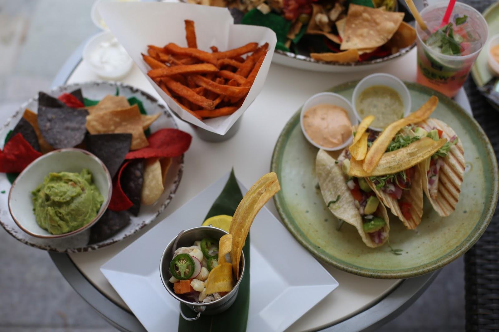 food at loews miami