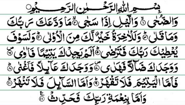 Doa Dan Bacaan Sholat Dhuha Latin Arab Tata Cara Hukum Dan