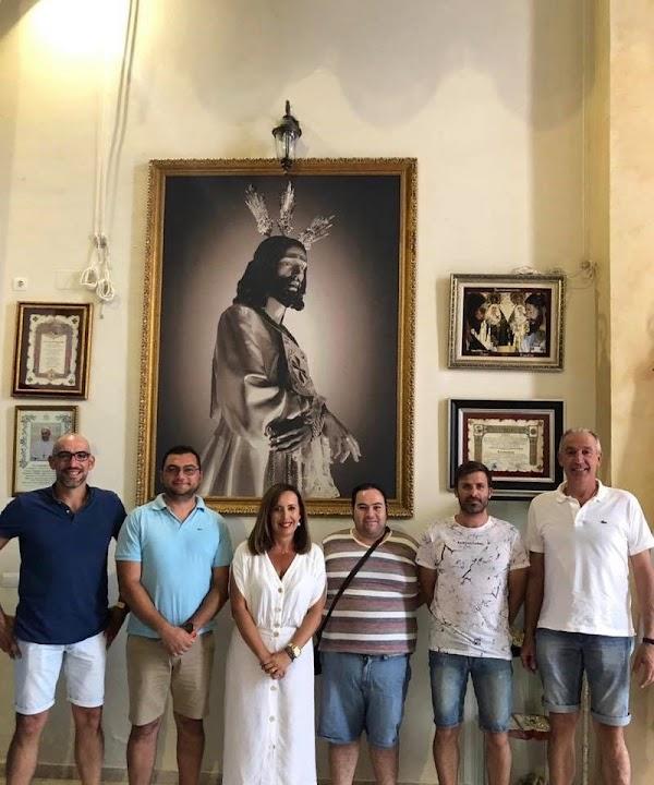 La Agrupación Musical Sagrada Resurrección Sanlúcar de Barrameda acompañará a Nuestro Padre Jesús Cautivo en la Semana Santa 2020