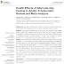 Efeitos na saúde do jejum em dias alternados em adultos: uma revisão sistemática e metanálise.