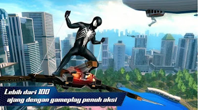 The Amazing Spider-Man 2 APK MOD 1.2.5i Unlimited Money Free Download Terbaru