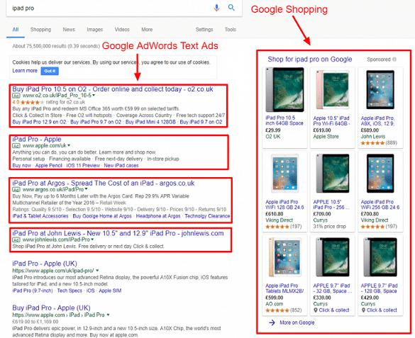 Sử Dụng Google Ads (Quảng Cáo Google) Cho Doanh Nghiệp Nhỏ.