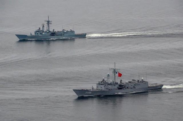 Tουρκική NAVTEX - Άσκηση με πραγματικά πυρά μεταξύ Ρόδου και Καστελλόριζου