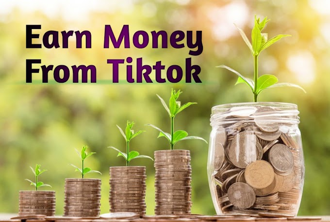 How to earn money from tik tok in india