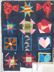 "The ""Other"" Mary Lou creates FUN quilt blocks"