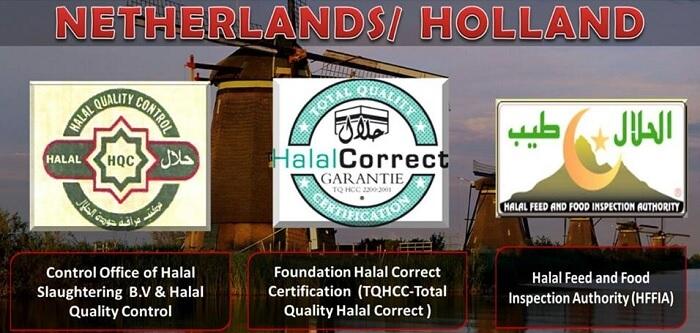 Logo Halal Belanda