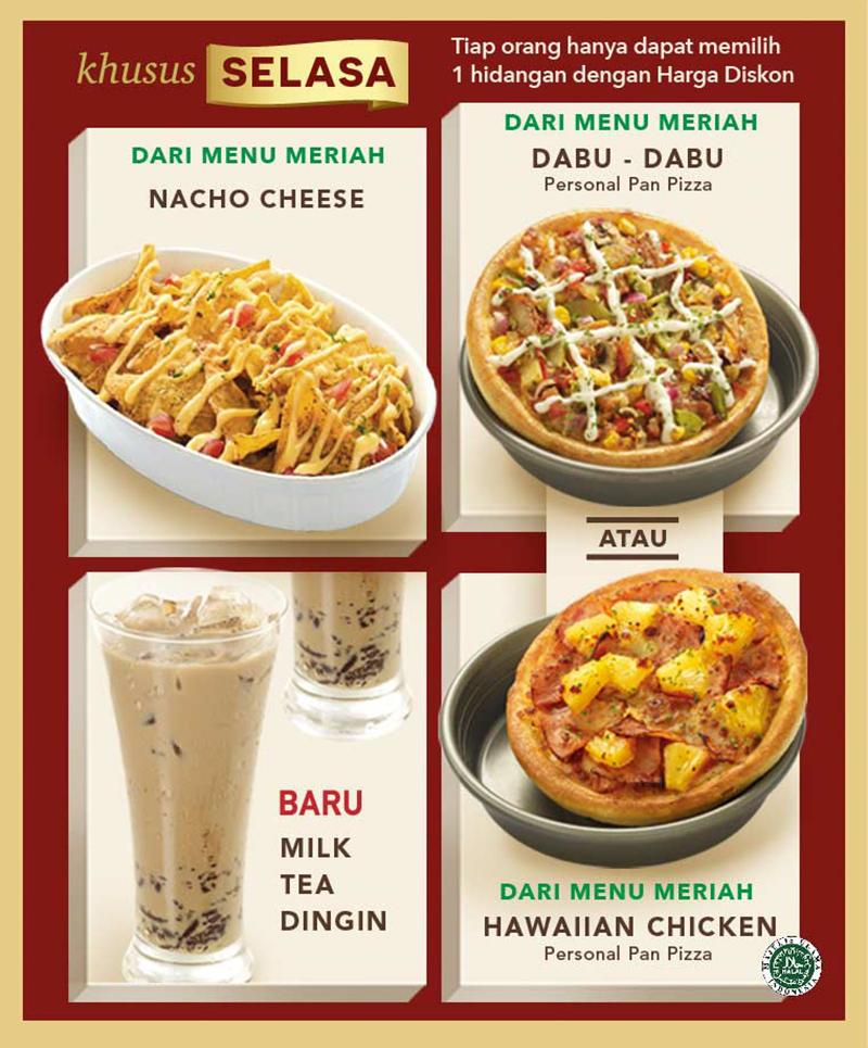 Sensasi Delight Pizza Hut : sensasi, delight, pizza, Pizza, Indonesia